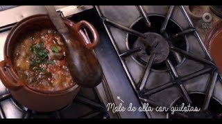 Tu cocina - Mole de olla con güilotas