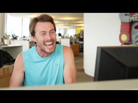Jake and Amir: Muscle Tee