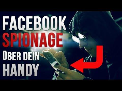 Facebook Spionage über dein Handy