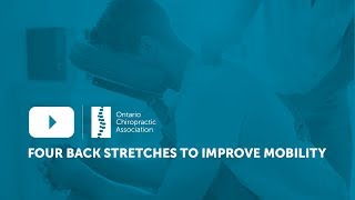 Back Stretches to Improve Mobility