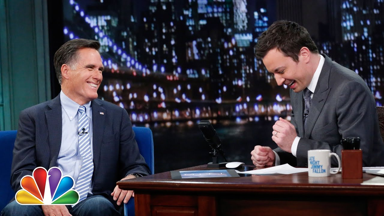 Mitt Romney Sets a Burger Summit with Jimmy (Late Night with Jimmy Fallon) thumbnail