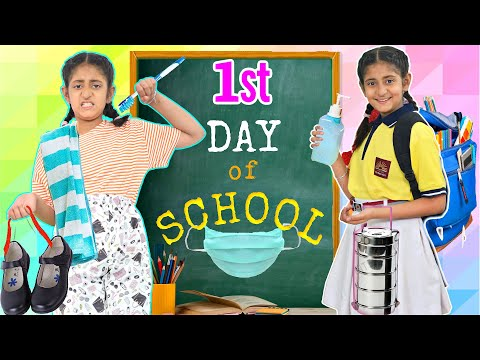 SCHOOL After LOCKDOWN - Back To School | MyMissAnand