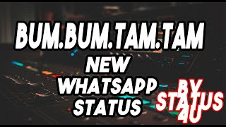 MC Fioti - Bum Bum Tam Tam | NEW WHATSAPP STATUS | 2018|2019 | BY STATUS4U YOUTUBE CHANNEL