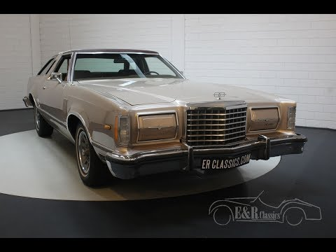 Video of '78 Thunderbird - R2UZ