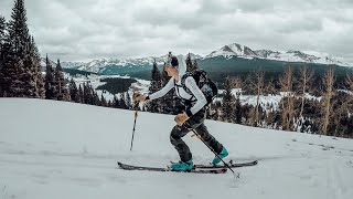 OUR PRESEASON SKI WORKOUT + Ice Climbing and Backcountry Skiing by Tamsin Danielle