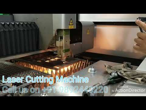 Laser Cutting Machine For Elevator Escalator Parts