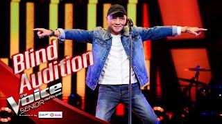 อากร - Teddy Bear - Blind Auditions - The Voice Senior Thailand - 24 Feb 2020