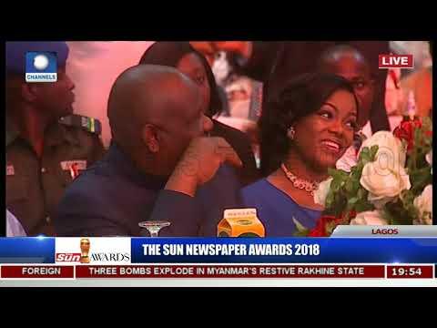 The Sun Newspaper Awards 2018 Pt.3 |Live Event|