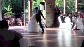 Our Wedding Entrance Dance & First Dance (Marry You - Bruno Mars, More - Bobby Darin)