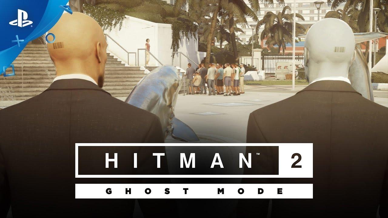 Primeros Detalles del Nuevo Ghost Mode de Hitman 2