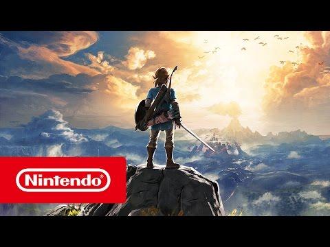Nintendo The Legend of Zelda: Breath Of The Wild (Switch, FR)
