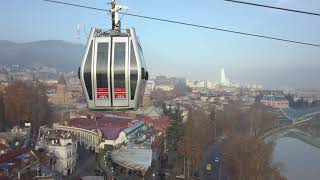 Tbilisi  2018 by drone 4K