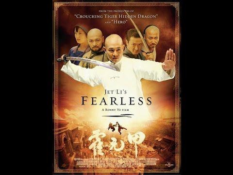 Fearless 2006 لنجم جيت لي