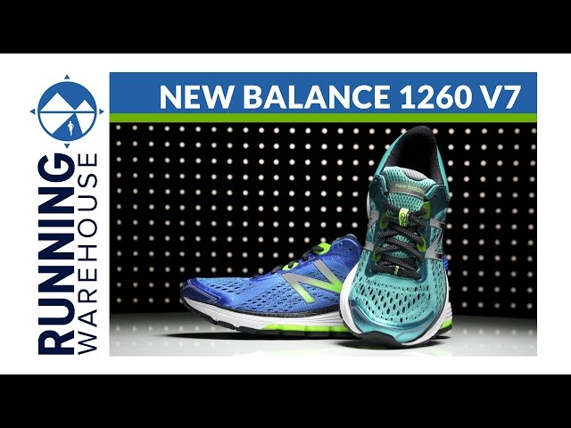 more photos 9603a 2d5f5 New Balance 1260 v7 Review - Best Running Shoes