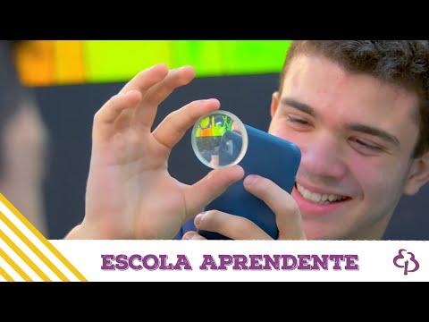 Elvira Brandão - Uma das escolas mais inovadoras do Brasil!