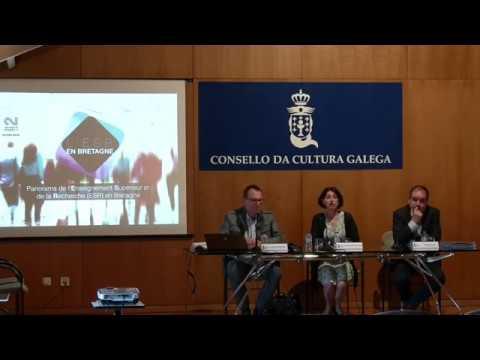 Galicia-Bretaña hoxe. Enfoque sobre a educación e o turismo