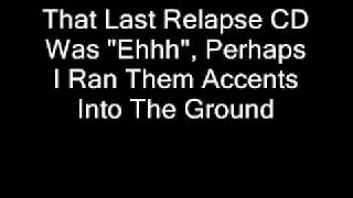 Eminem  Not Afraid Lyrics With Download