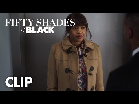 Fifty Shades of Black (Clip 'White Girls Get That Elevator Fixed')