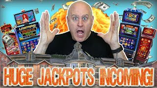 ✦ NEVER SEEN! ✦ Pre-Recorded LIVE Slot Play with HUGE JACKPOT$ 💰  The Big Jackpot