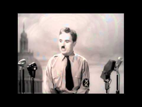The Great Dictator Speech - Charlie Chaplin