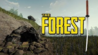 The Forest Guide | How To Get The Katana ..Fast And Easy!