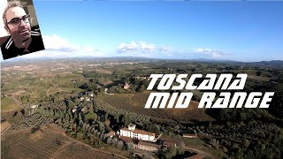 VIDEO MID RANGE con Drone FPV autocostruito presentato nel video precedente. #davidulivelli