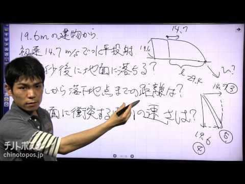 マギーのわくわく物理ランド part4(落体の法則②)
