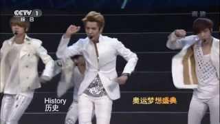EXO-M HISTORY