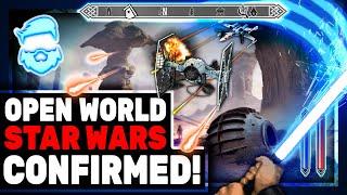Epic Fail! Disney PULLS Star Wars Exclusivity From EA & Ubisoft Bringing Open World Star Wars Game!