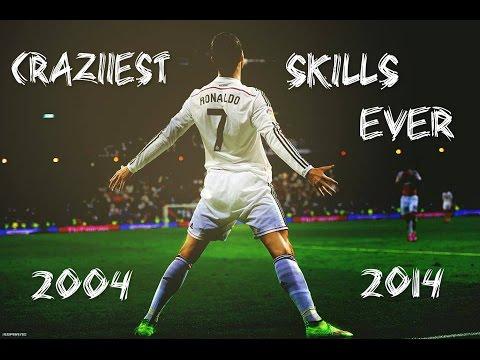 Cristiano Ronaldo - Craziest Skills Ever - 2004/2014 ► Teo CRi