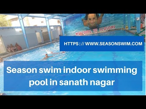 indoor swimming pool in sanath nagar
