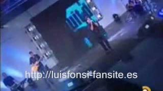 Luis Fonsi - Nada es para siempre (Certamen Miss Norte, Tenerife) 1/2