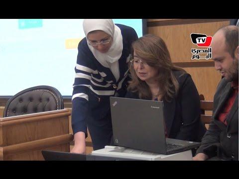 غادة والي تجري قرعة حج الجمعيات بوزارة التضامن الإجتماعي