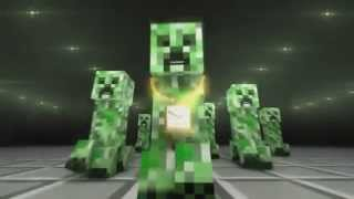 Крипер Рэп ( Песня про Minecraft) CREEPER RAP Русский перевод!