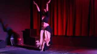 """Belly Dance Performance Tidbit: """"Sister Kate"""" by The Ditty Bops"""