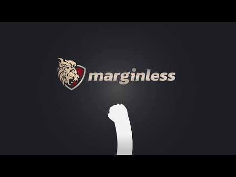 Marginless video thumbnail