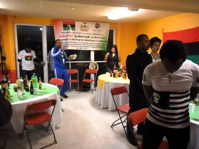 The Indigenous people of Biafra in mexico: Prayer for Biafra