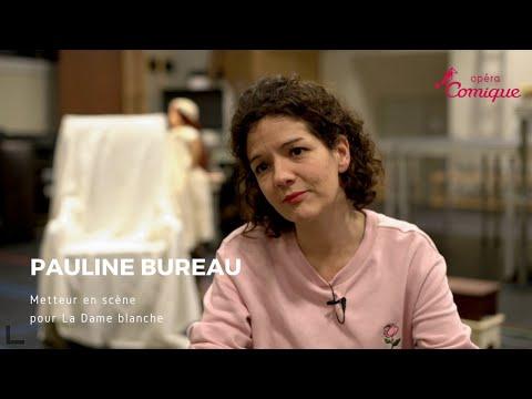 Rencontre avec Pauline Bureau - La Dame blanche