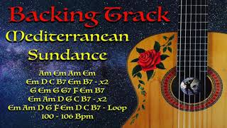 Backing Track - Mediterranean Sundance - Flamenco Gipsy