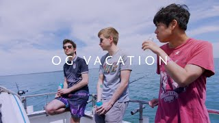 An OG Vacation - The International 2019
