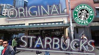 Exploring Seattle and the Original Starbucks!