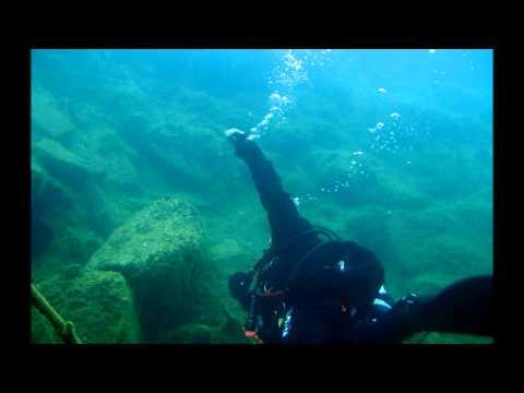Tauchen im Murner See 2012 - 2014