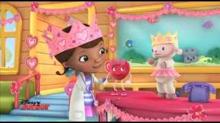 Doc McStuffins | My Huggy Valentines | Disney Junior UK