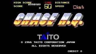 Прототипы GTA из 80 х - аркадный автомат Chase H.Q. от Taito