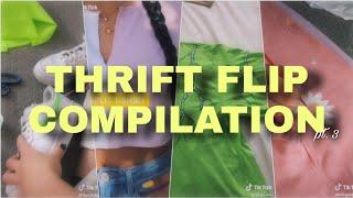 THRIFT FLIP | DIY CLOTHES | TikTok Compilation✨
