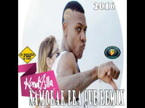 DJMASCARA  fat MC Kekel - Namorar Pra que remix 2016