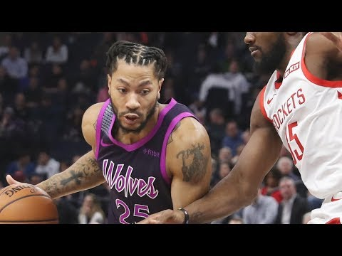 Houston Rockets vs Minnesota Timberwolves - Full Highlights | February 13, 2019 | 2018-19 NBA Season