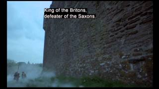 Monty Python and the Holy Grail (1975)   clip 1 An African or European swallow