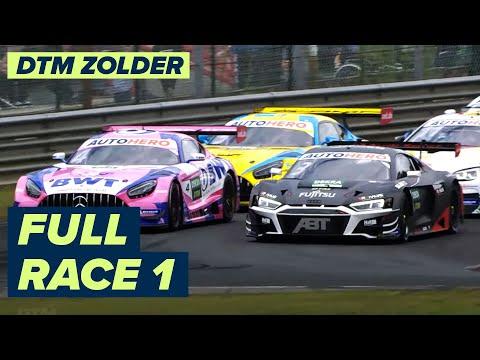 DTM ゾルダー・サーキット(ベルギー) レース1のライブ配信動画