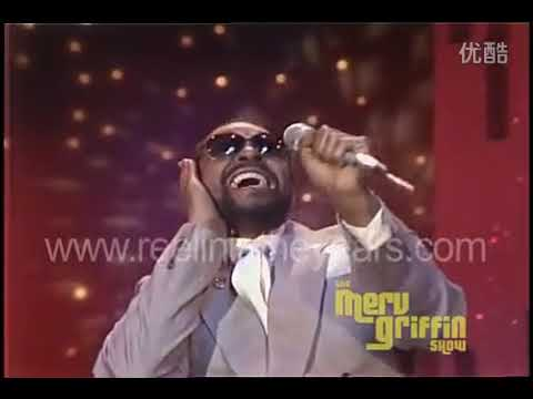 Marvin Gaye - LIVE Sexual Healing & Interview 1983